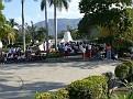 Un coin du Champs de Mars à Port-au-Prince