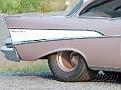 sucp 0907 06 z+1957 chevy 210+rear wheel