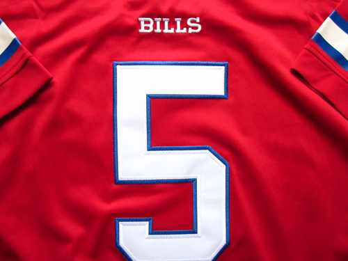 Bills Taylor #5 red03