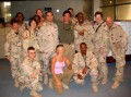 CPIC personnel with actor Dean Cain (Superman) and model Amanda Swisten