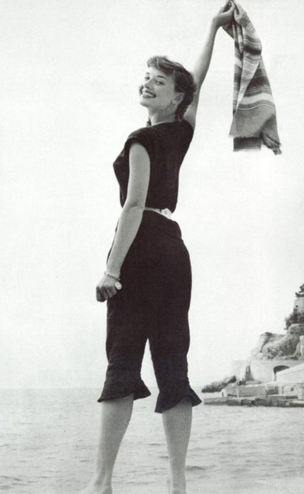 Audrey Hepburn Black and White 14