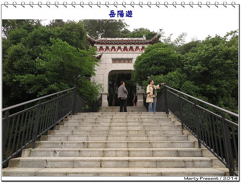岳陽遊(二):君山島