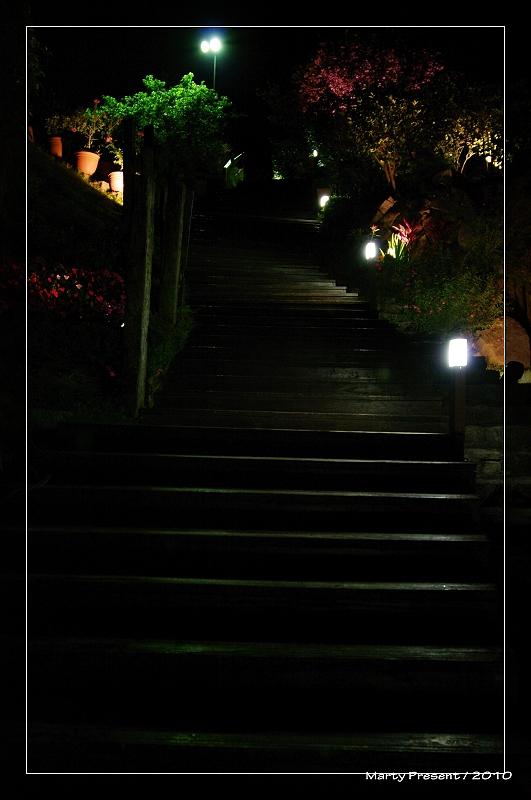 [陽明山]夜。綠風莊園
