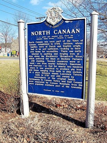 CANAAN VILLAGE - HISTORY - 1
