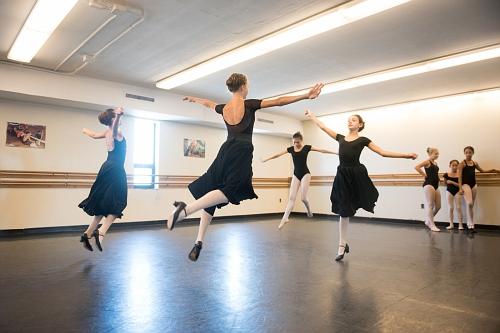 Brighton Ballet Practice DG-167