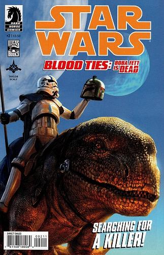 Blood Ties Boba Fett is Dead #2