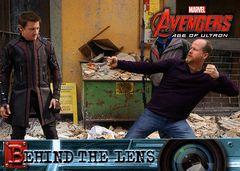Avengers Age of Ultron Behind the Lens #BTL-02 (1)