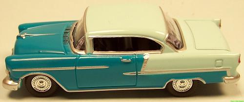 1955 Chevrolet (green-green)