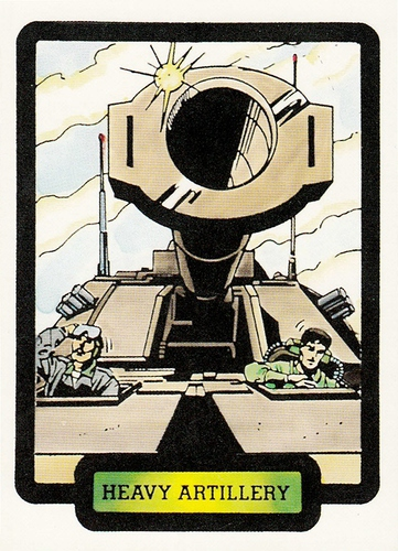 1987 Comic Images GI Joe #46 (1)
