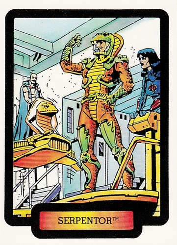 1987 Comic Images GI Joe #47 (1)