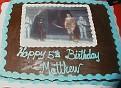 Matty's 5th birthday cake