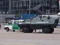 Germany - Frankfurt Bundespolizei