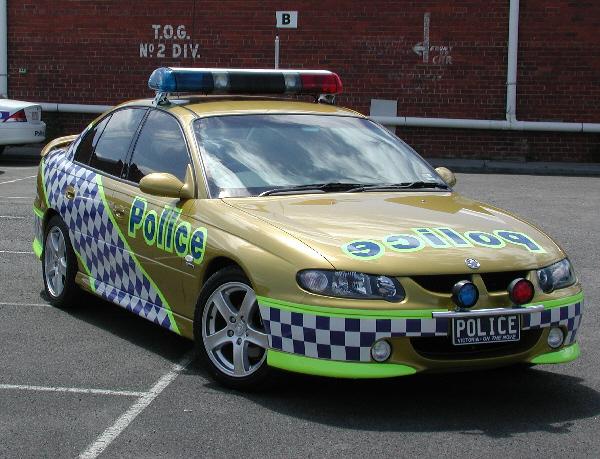 Australia - Victoria Police, Melbourne