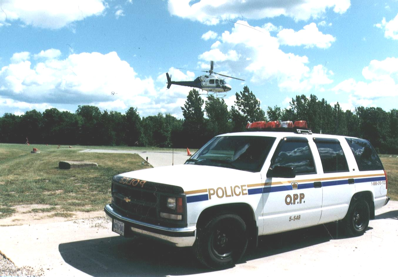 ON - Ontario Provincial Police