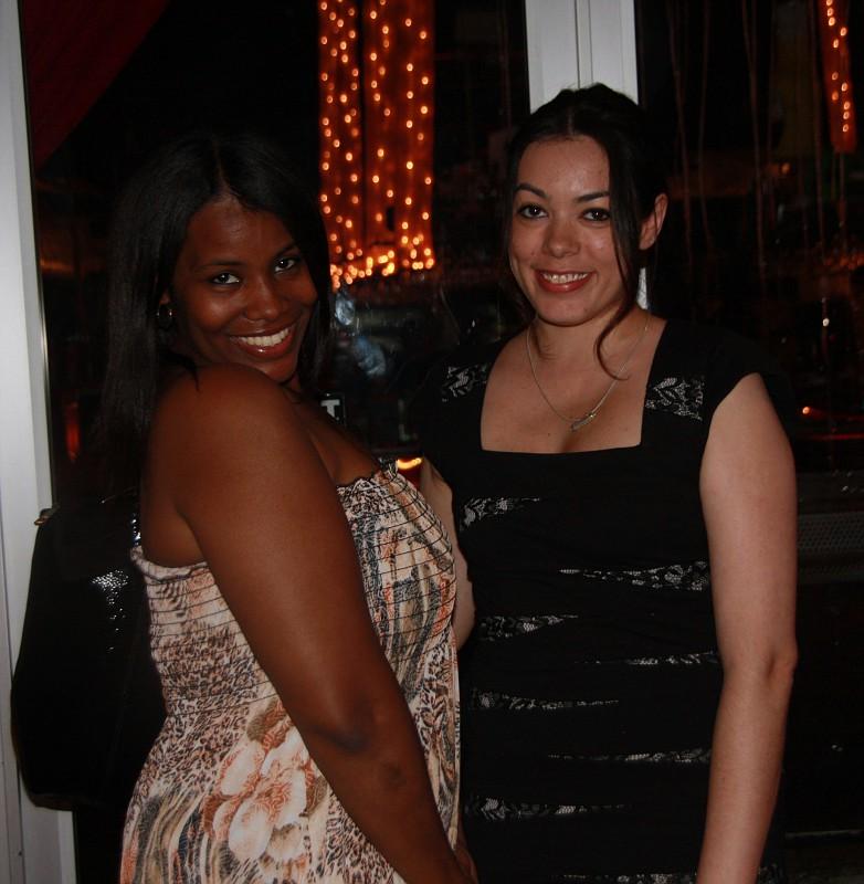 Denise & Layla
