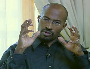 VAN JONES, another Obama commie appointment