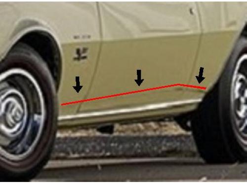 Correction camaro