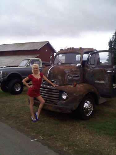 1948 Ford Coe Cab Truck For Sale | Autos Post