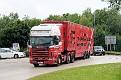 DA03 PYY   Scania 124L420 Topline 6x2 unit
