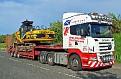 SF55 ATN   Scania R 580 Highline 6x2 unit
