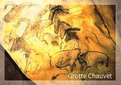 France - Chauvet Rock Paintings