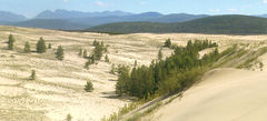 Russia - Zabaykalsky Desert