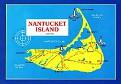 Nantucket Island Map