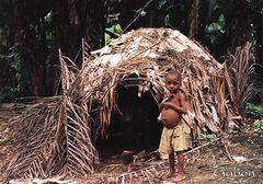 Gabon - Pygmee PE