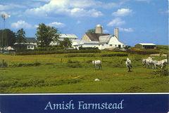 USA - Amish Farmstead