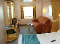 Large Ocean View cabin on Deck 7 (Port)