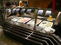 Sushi Bar in Palm Springs Cafe`