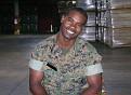 CPL Frankie Hill Pluviose, USMC