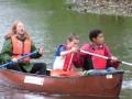 Conrad's Crew Charity Paddle 016