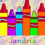 Crayons at schoolJandria