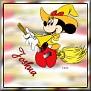 Minnie as witchTJoshua