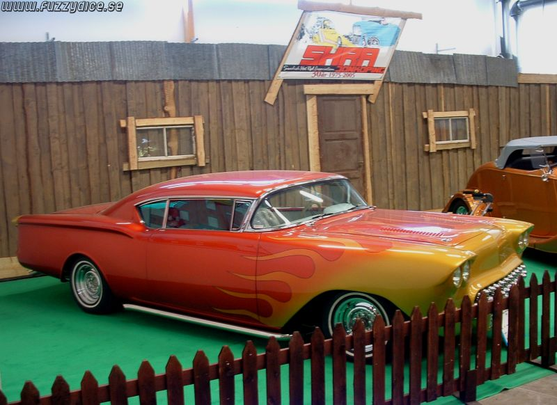 Chevrolet Impala -58.