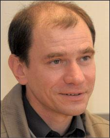 Игорь Сутягин. Фото BBC