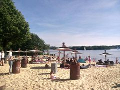 Strand Lippesee