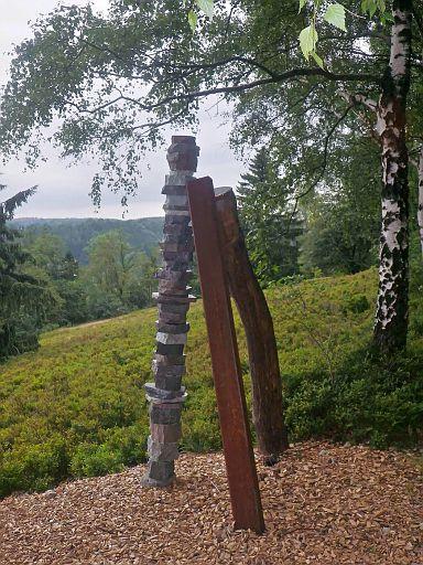 Baukunst - Steine, Holz und Stahl