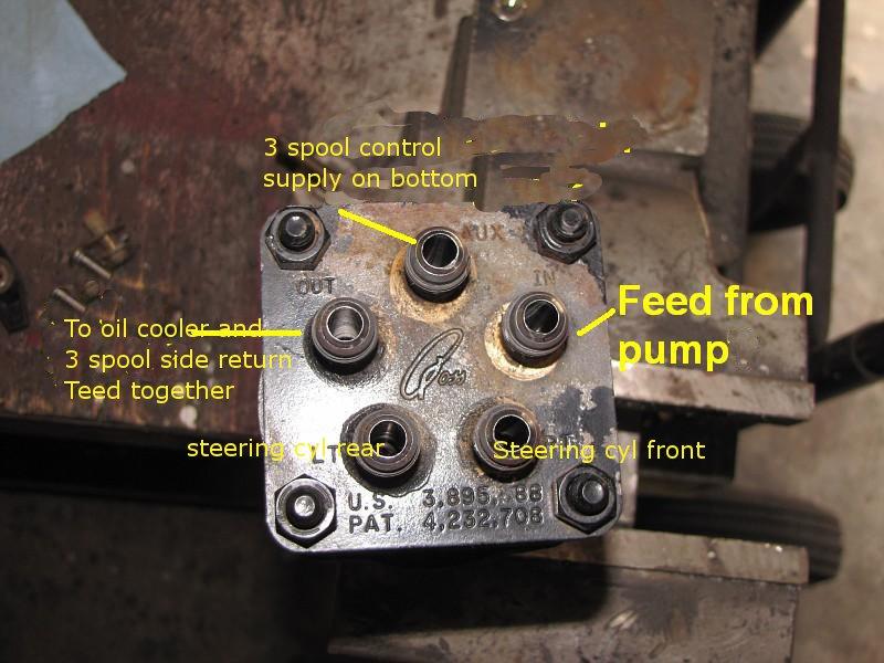 332 Restore Power Steering Problem