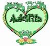 Adelita-froggies