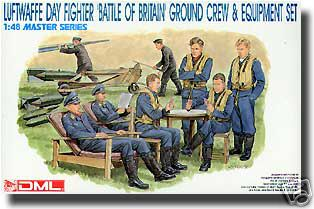 Dragon Luftwaffe crew