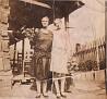 6-Ernie LAWSON Lloyd and sister Minnie LAWSON.