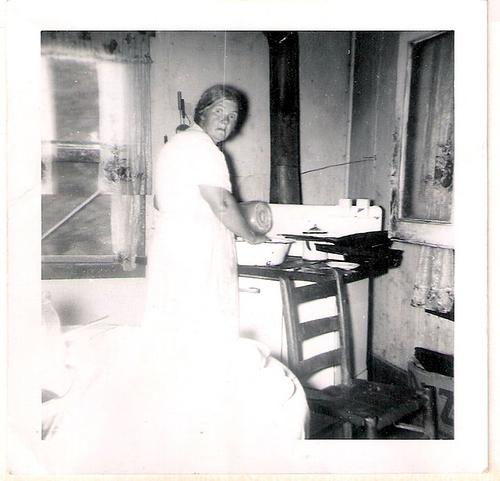 91-Great Grandma Della (Yancey) Laxton