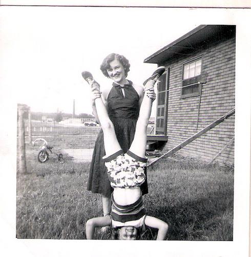 139-Imogene and Aunt Pat  Ypsilanti, Michigan