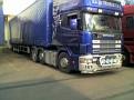 SV03 BGX   Scania !64L580 Topline 6x2 unit