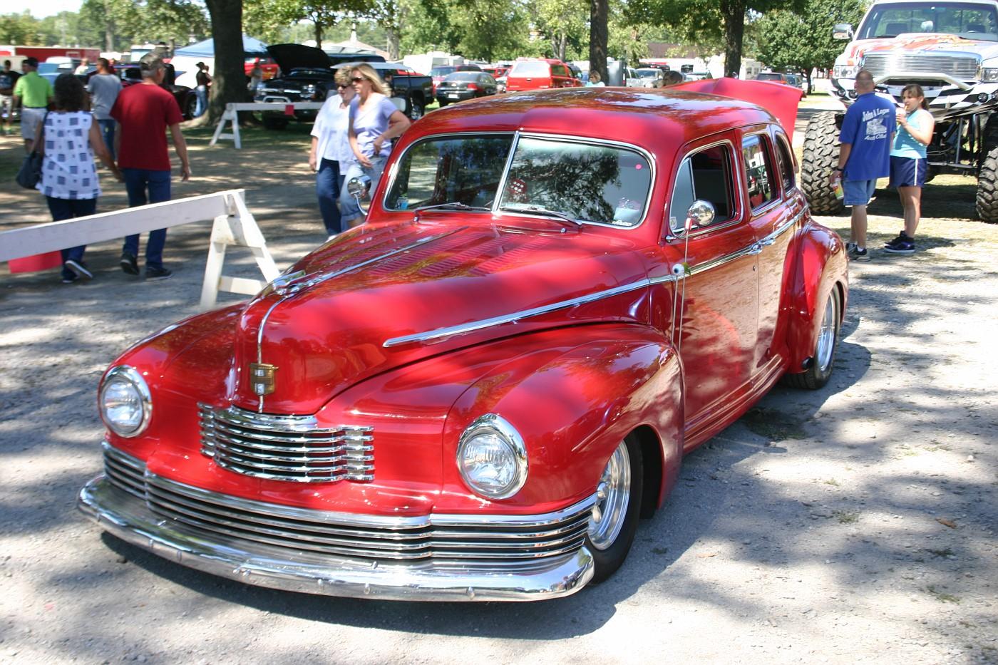 Duquoin Illinois Car Show