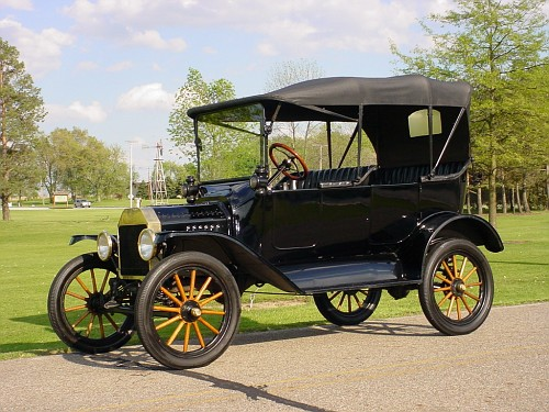1916 Ford Model T Touring Car b & Photo: 1916 Ford Model T Touring Car b | 1908 to 1927 Ford model T ... markmcfarlin.com